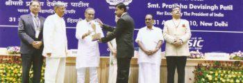 NATIONAL AWARD 2009
